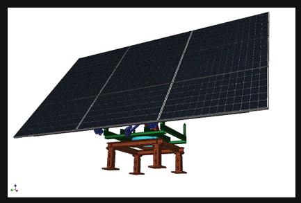 Solar generatoren